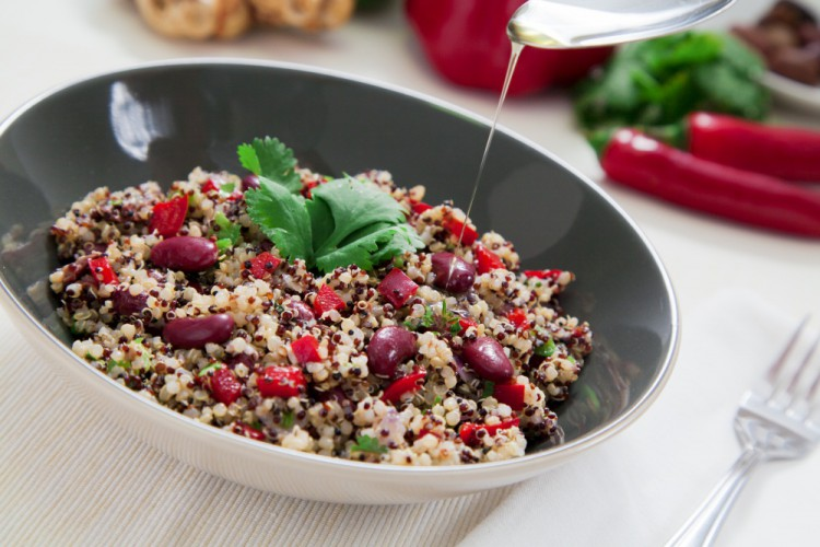 Delicious and Healthy Foods -Quinoa
