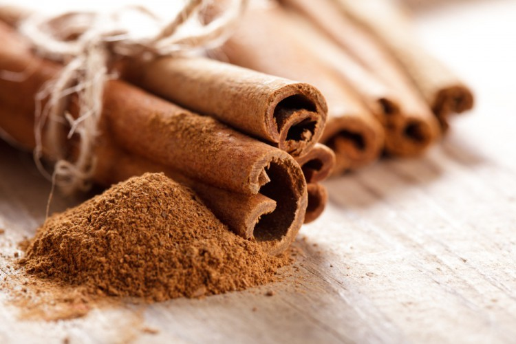 Delicious and Healthy Foods -Cinnamon