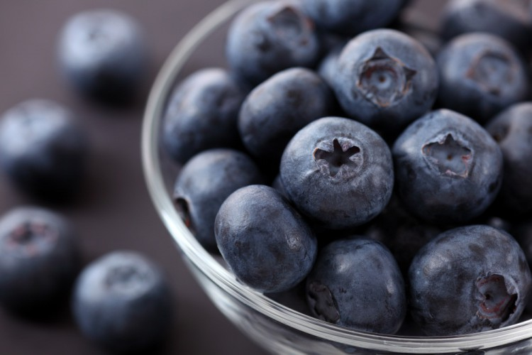 Delicious and Healthy Foods -Blueberries-
