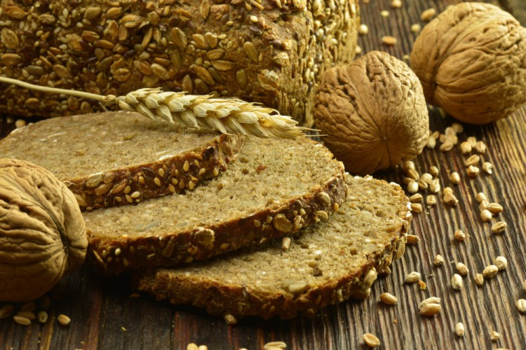 Delicious and Healthy Foods -Whole-Grain-Breads