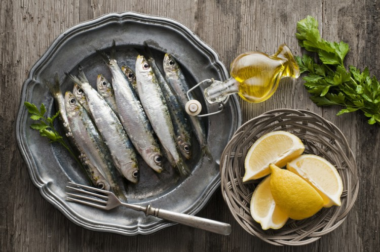 Delicious and Healthy Foods -Sardines