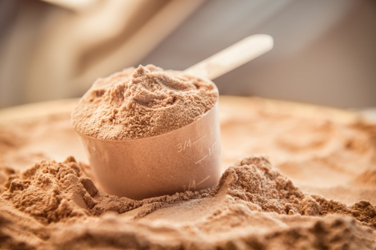 Delicious and Healthy Foods -Whey-Protein-Powder