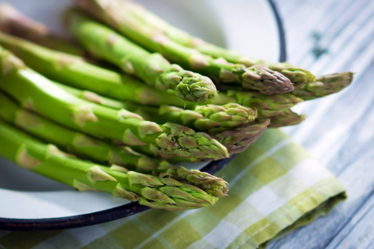 Delicious and Healthy Foods -Asparagus