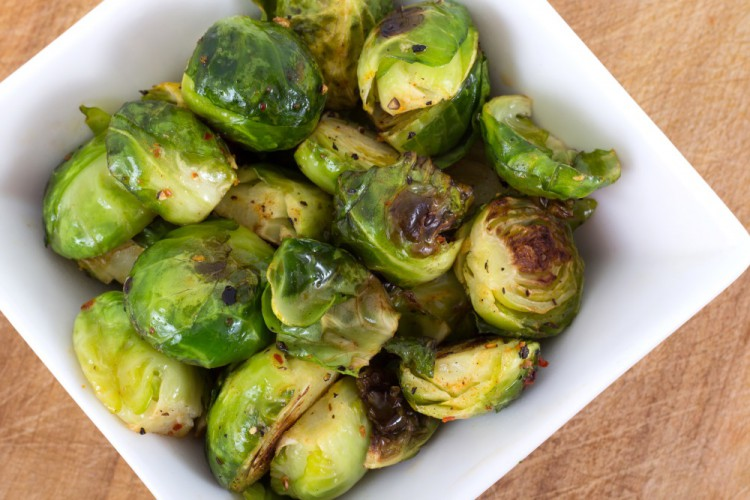 Delicious and Healthy Foods -Brussel-Sprouts