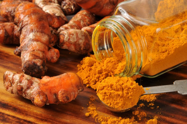 Delicious and Healthy Foods -Turmeric
