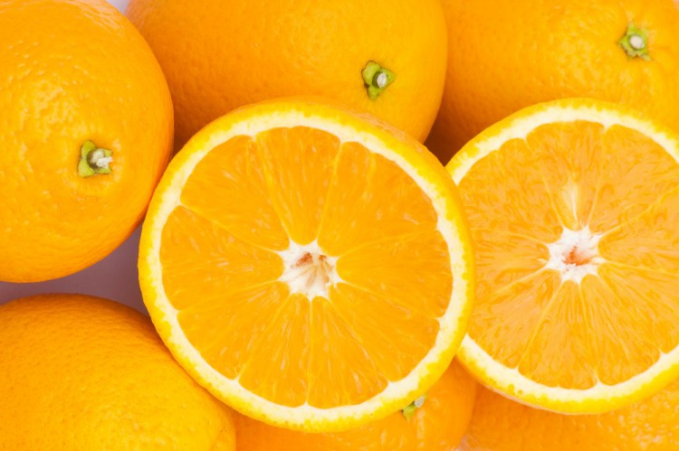 Delicious and Healthy Foods Oranges