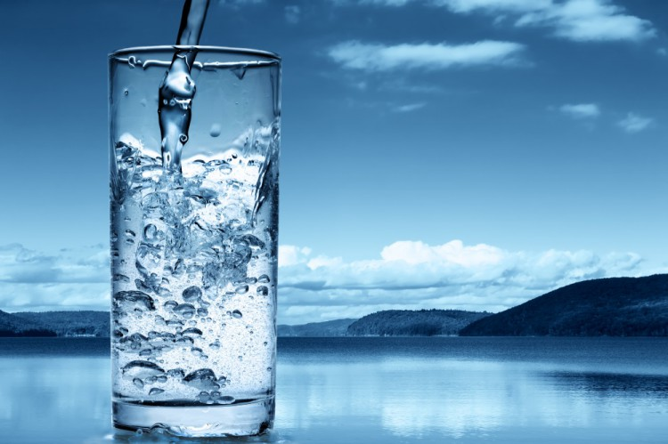 Delicious and Healthy Foods -Water