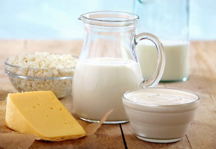 Delicious and Healthy Foods Dairy-Products