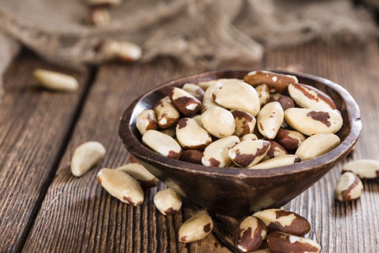 Delicious and Healthy Foods Brazil-Nuts
