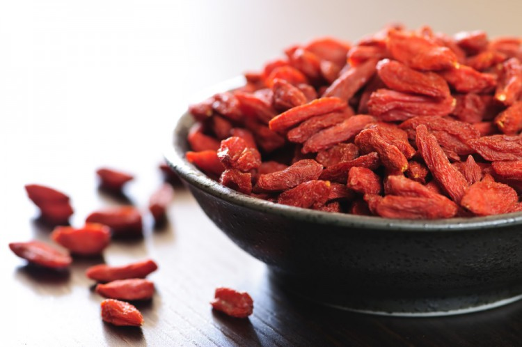 Delicious and Healthy Foods Goji-Berries