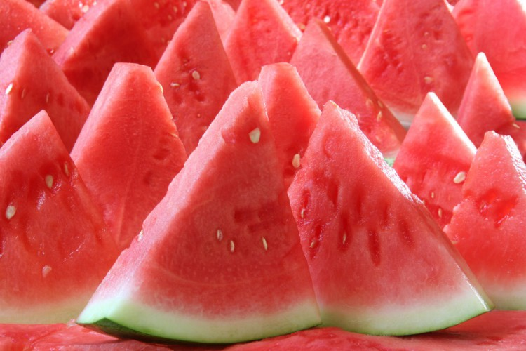 Delicious and Healthy Foods Watermelon